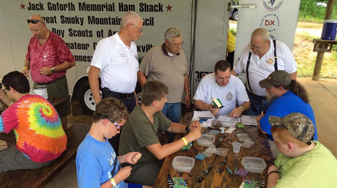 Camp Buck Toms STEM