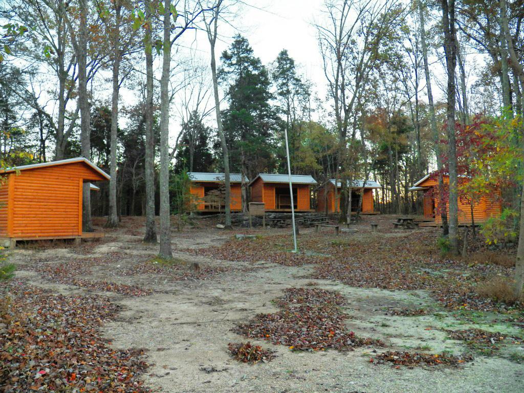 Chippewa Campsite #18