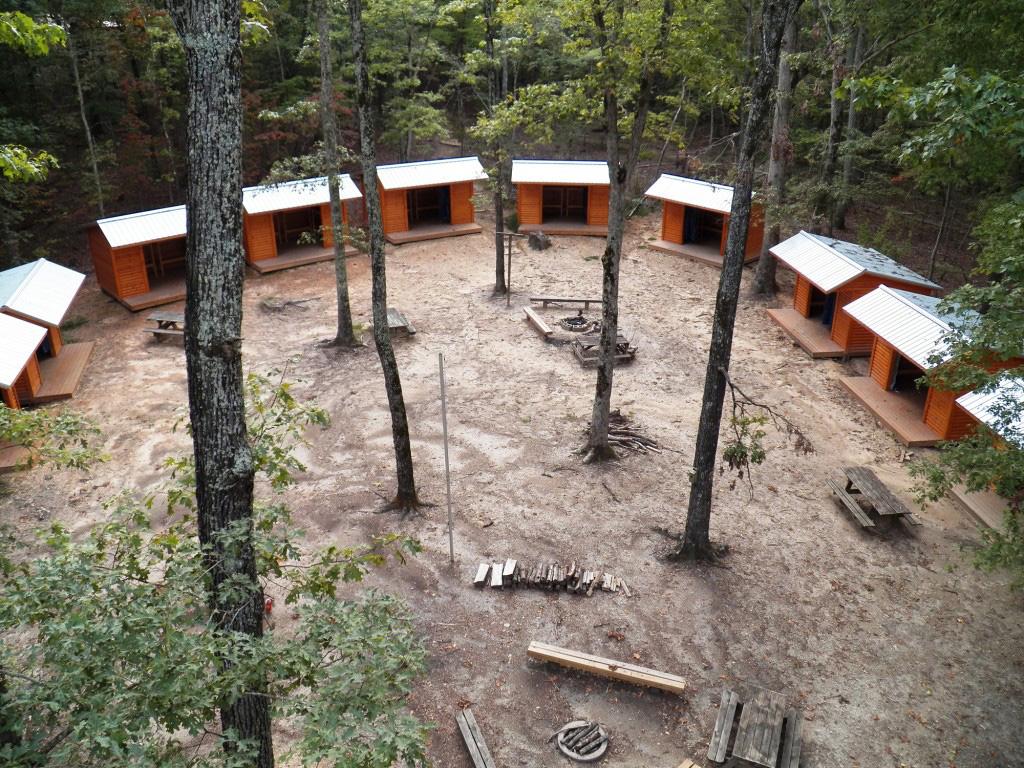 Seminole Campsite #5