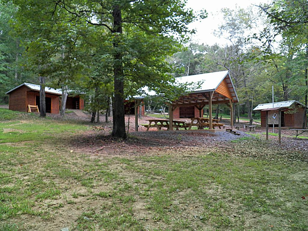 Mohawk Campsite #8