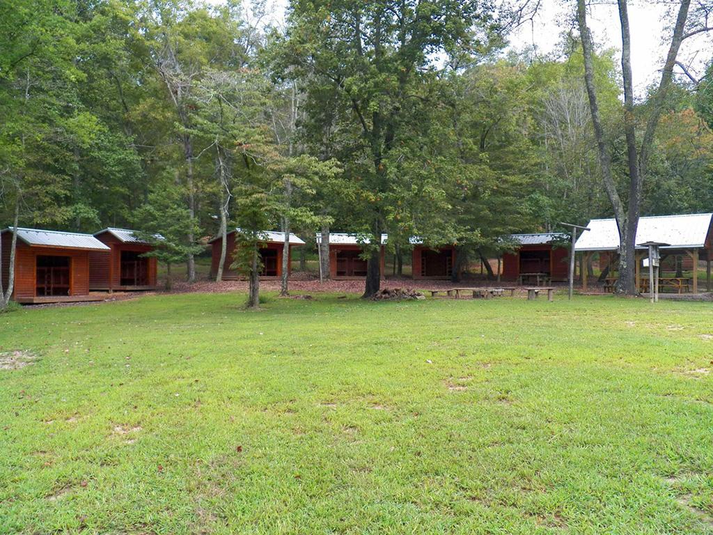 Apache Campsite #9