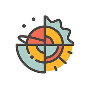 stem scouts logo symbol