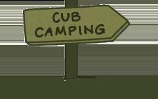 Cub Camping
