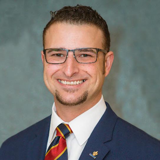 Nathanael Murphy Tuckaleechee District Executive